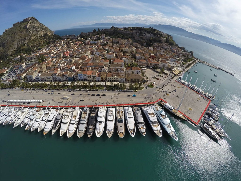 Seascape Yacht Charters participates in the 3rd Mediterranean Yacht Show!